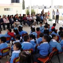 Gabriel García Rojas inaugura obras en el Jardín de Niños Rodolfo Neri Vela2