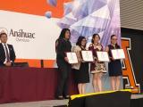 Ganan alumnas de UAEH Concurso Nacional de Tesis en Psicología2