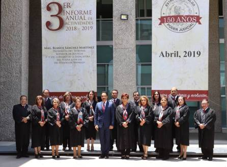 Hidalgo, referente en impartición de justicia5