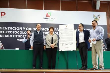 Hidalgo, uno de los dos estados con protocolo para atender violencia colectiva2