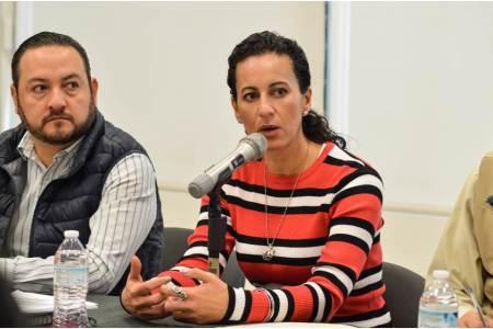 IEEH realiza reunión para compartir el estudio técnico presentado al Congreso del Estado en el tema a la participación política de las personas indígenas