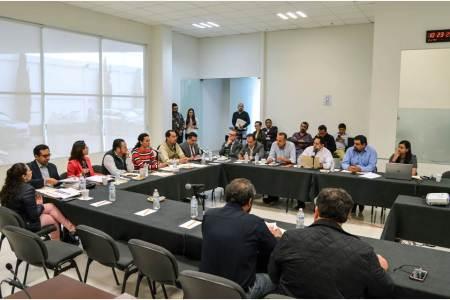 IEEH realiza reunión para compartir el estudio técnico presentado al Congreso del Estado en el tema a la participación política de las personas indígenas2