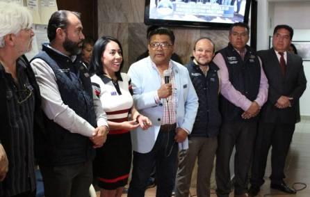 """Inauguran exposición fotográfica """"Espinas y Artificios"""" al interior del palacio municipal en Mineral de la Reforma4"""