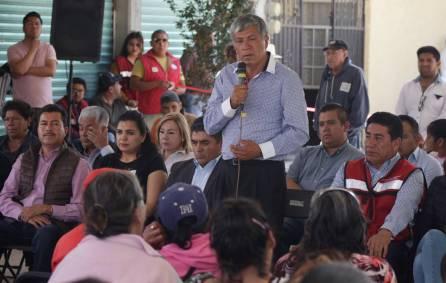 Inauguran pavimentación integral en Ciudad de los Niños en Tizayuca1