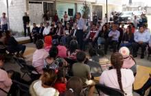 Inauguran pavimentación integral en Ciudad de los Niños en Tizayuca3