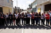 Inauguran pavimentación integral en Ciudad de los Niños en Tizayuca6