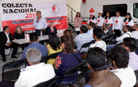 Inicia la Colecta de la Cruz Roja 2019 en Tizayuca 4