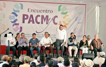 Invitan al Encuentro PACMyC 2019; escaparate cultural