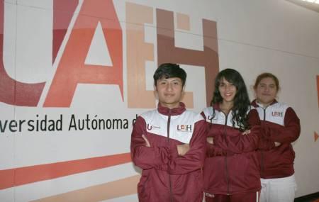 La UAEH a Universiada Nacional en Taekwondo1