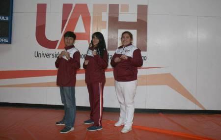 La UAEH a Universiada Nacional en Taekwondo2