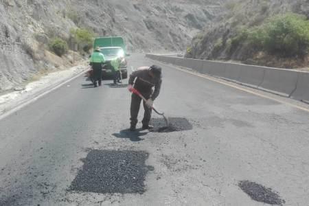 Las carreteras del estado están listas para este periodo vacacional, Meneses Arrieta2