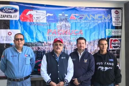 Llega a Pachuca la Tercera Concentración Nacional de Clubes Mustang.jpg