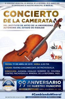 Mineral de la Reforma invita a participar en el 99 aniversario de la erección del municipio4