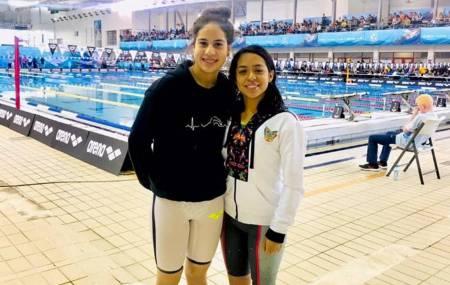 Nadadores alcanzan 10 pódiums en Selectivo Nacional