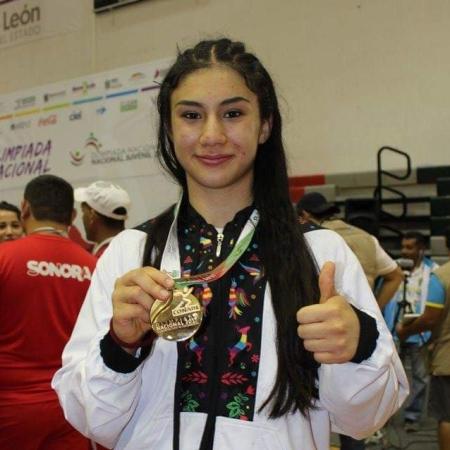 Obtiene Gabriela Canales quinto lugar en Panamericano de Luchas