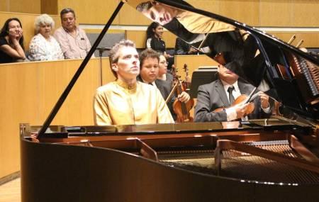 Ofrece OSUAEH velada de piano a lado del croata Goran Filipec1