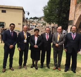 Participa CDHEH en Congreso Nacional y Asamblea de Organismos Públicos de Derechos Humanos en Zacatecas1