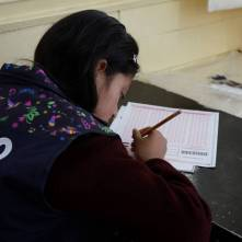 Participarán 58 mil 400 estudiantes de primaria en etapa regional de la OCI 2019-1