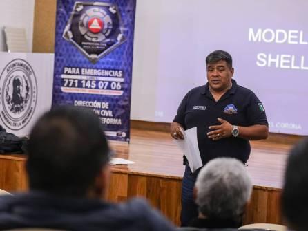 PC de Mineral de la Reforma refuerza acciones preventivas tras accidente en Hacienda Margarita 1