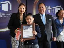 """Premian a ganadores del concurso """"Mi municipio, Mi orgullo"""" y celebran con exposición de trabajos, en el marco del 99 Aniversario de Mineral de la Reforma2"""