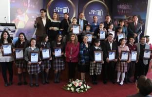 """Premian a ganadores del concurso """"Mi municipio, Mi orgullo"""" y celebran con exposición de trabajos, en el marco del 99 Aniversario de Mineral de la Reforma5"""