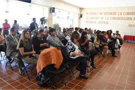 Presenta Comisión de Seguridad libro Vivos los queremos, claves para entender la desaparición forzada en México