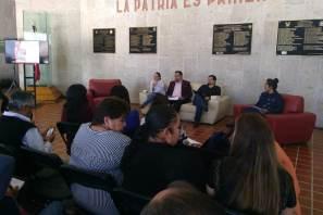 Presenta Comisión de Seguridad libro Vivos los queremos, claves para entender la desaparición forzada en México2