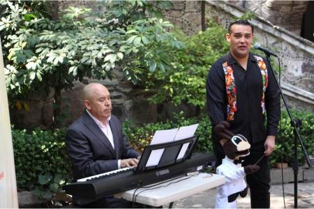 Presenta Cultura Hidalgo actividades de la Banda Sinfónica del Estado de Hidalgo