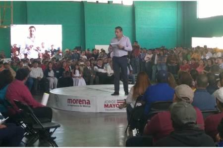Presenta diputado Jorge Mayorga reporte de labores legislativas, en Ciudad Sahagún2