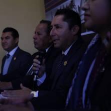 Presenta Raúl Camacho, programa de actividades en el marco del 99 Aniversario del Decreto de creación de Mineral de la Reforma1