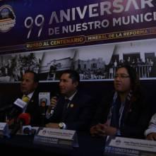 Presenta Raúl Camacho, programa de actividades en el marco del 99 Aniversario del Decreto de creación de Mineral de la Reforma3