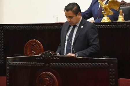 Presentan en Congreso reforma al Artículo 8 Bis de la Constitución Política del Estado de Hidalgo