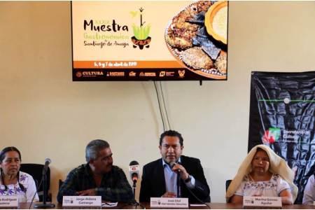 Presentan programa de actividades culturales y artísticas de la XXXIX Muestra Gastronómica de Santiago de Anaya.jpg