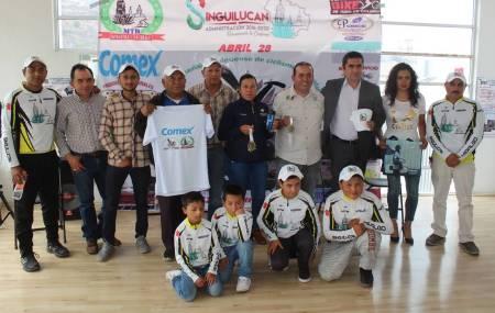 Presentan sexta fecha del Serial Hidalguense de Ciclismo de Montaña 2