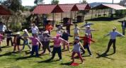 Promueven actividades recreativas para adultos mayores en Santiago Tulantepec 2