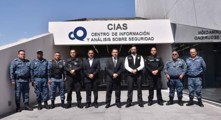Querétaro e Hidalgo mantienen coordinación en materia de seguridad3
