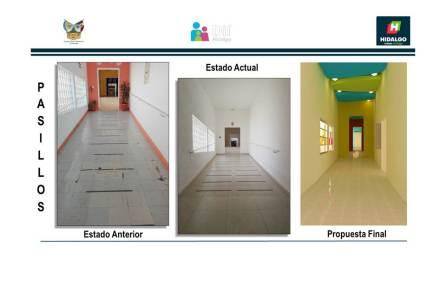 Realizan recorrido y constatan avances en remodelación de las instalaciones de la Casa del Niño4