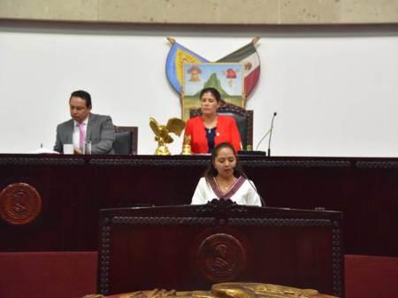 Reforma de Ley para acelerar proceso de adopción presenta diputada Lucero Ambrocio