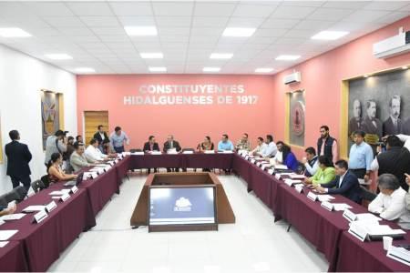 Reforma electoral va con apoyo y consenso de partidos y sectores sociales en la entidad, Baptista G