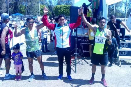 Regresan atletas masters con 17 medallas del Nacional de Campo Traviesa