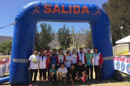 Regresan atletas masters con 17 medallas del Nacional de Campo Traviesa2