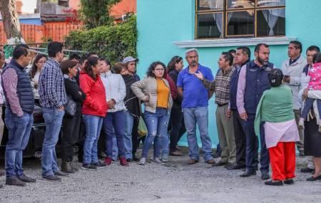 Rehabilita Mineral de la Reforma parque en Colonia 11 de Julio 2