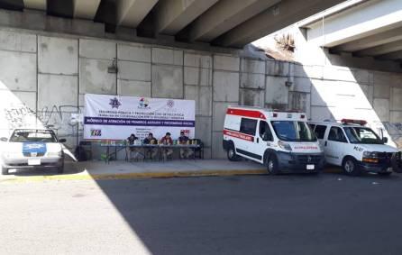 Saldo blanco en operativo vacacional en Tolcayuca1