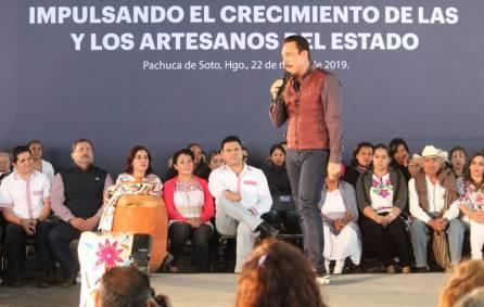 """Sedeso invita al sector artesanal a la Sexta Edición de """"Hecho en Hidalgo 2019""""2"""