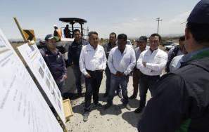 SOPOT realiza obras de reconstrucción vial en Tulancingo2