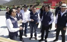 SOPOT y SEMOT realizan recorrido de supervisión en obras del Bulevar Colosio 1