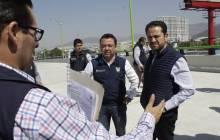 SOPOT y SEMOT realizan recorrido de supervisión en obras del Bulevar Colosio 3