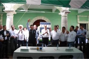 Supervisa Fayad audiencias públicas en Xochicoatlán
