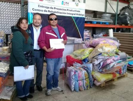 """Tolcayuquenses recibirán proyectos productivos del programa """"Hacia una vida mejor""""1"""