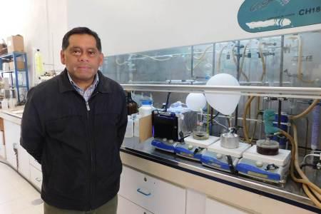 Trabaja UAEH con fluorescencia para detección de patologías